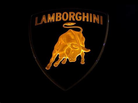 Lamborghini Sign Hd Wallpapers by Lamborghini Logo Wallpapers Wallpaper Cave