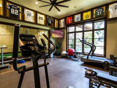 Garage Workout Room Ideas by 111 Best Cave Gyms Images On Physical