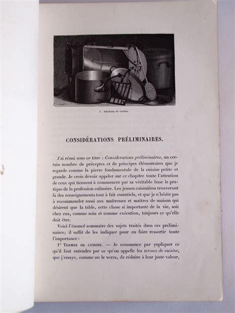 id馥 cuisine originale gouffe le livre de cuisine edition originale edition originale com