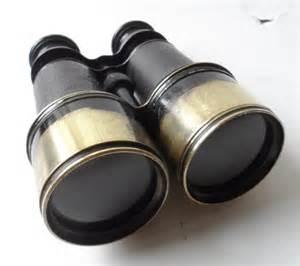 period homes and interiors magazine antique binoculars jumelle marine navy