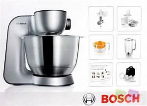 Bosch Kuchenmaschine Mum 900 Watt Bosch Mum 57810 Home Professional