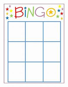 the gallery for gt bingo cards for kids With kids bingo template