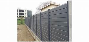 Pare Vue Pas Cher : brise vue aluminium au prix d 39 une cloture pvc ou cloture ~ Premium-room.com Idées de Décoration