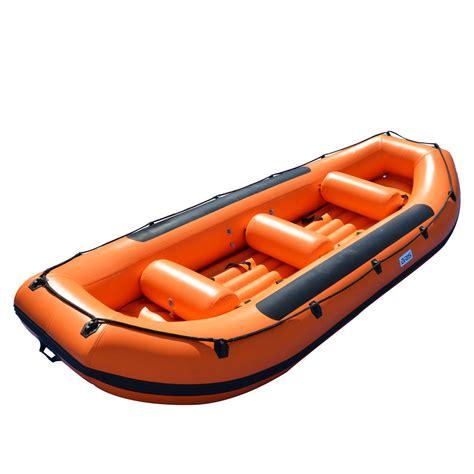 Boat Rafting by Bris 1 2mm Pvc 14 1 Ft White Water River Raft