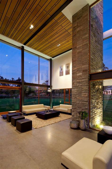 diseno de interiores de casas modernas decoracion hogar evenaia