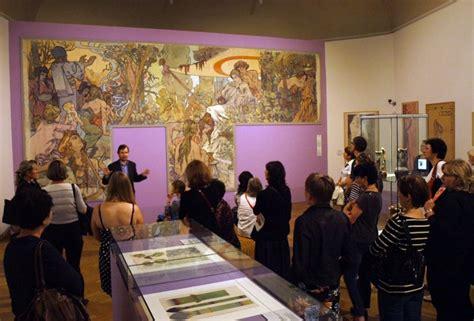 museum of decorative arts in prague took part in nouveau world day partage plus