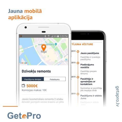 GetaPro.lv - ātrs veids, kā atrast uzticamu speciālistu Latvijā - Home | Facebook