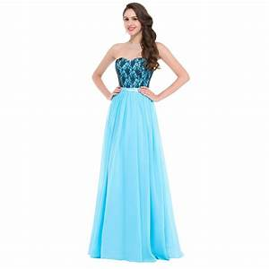 cheap floor length corset appliques blue long bridesmaid With dress for wedding party guest