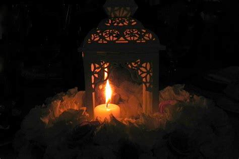 lume di candela a lume di candela fotozona
