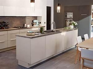 Facade De Cuisine Les Différents Matériaux : le top d co des nouvelles cuisines castorama ~ Melissatoandfro.com Idées de Décoration