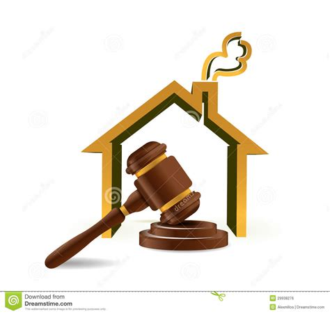 real estate auction royalty  stock image image