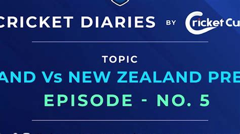Cricket Culture - England vs New Zealand Test Series...