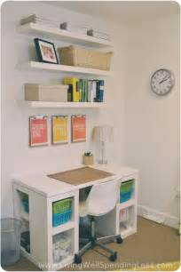 easy diy home office ideas wellness tips and healthy recipes