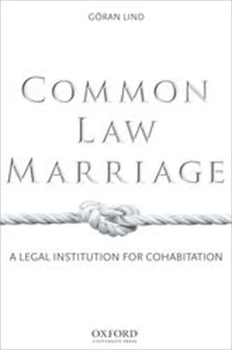 common marriage a institution for cohabitation oxford scholarship