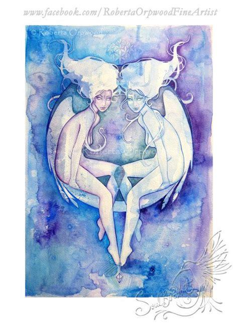 zwilling sternzeichen zwilling sternzeichen g 246 ttin zwillinge sign air elementals astrologie kunst