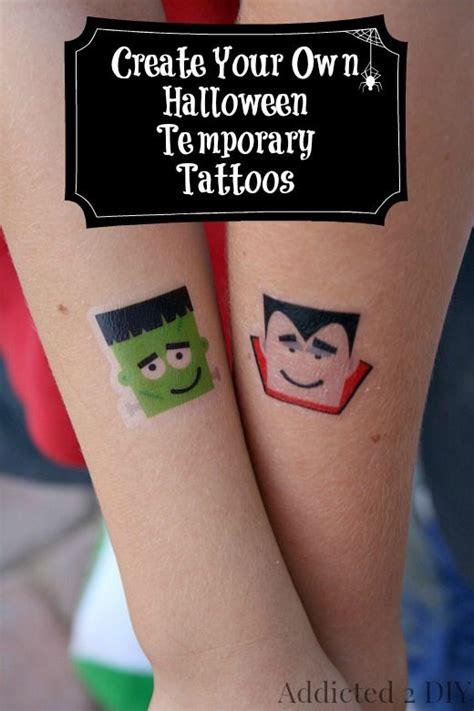 temporary tattoo paper ideas  pinterest