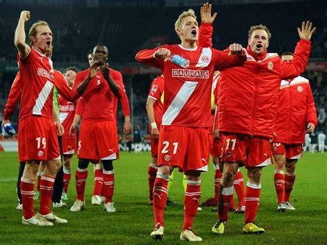 """1 matches ended in a draw. Fortuna Düsseldorf: """"Wir sind alle HERBST-MEI(st)ER"""" - Fussball - Bild.de"""