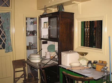 kitchen  house imperial war museum chris hall