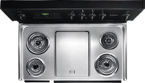 Frigidaire Ffef4017lb 40 Inch Freestanding Electric Range With 4 Coil Elements, Center Griddle Drolet Pellet Stove Eco 45 Error Codes Coleman Propane Hose Custom Wood Insert Pressure Cooking Top Recipes Amana Electric Burner Replacement Cement Repair Wall Splash Guard Modern Cook Stoves Canada
