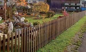 Barriere Pour Jardin : barriere de jardin bois closdestreilles ~ Preciouscoupons.com Idées de Décoration