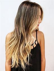 Salon Colors with Chocolate Ombre Hair S…