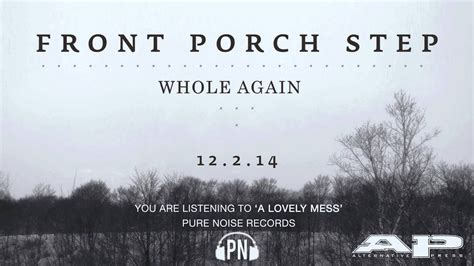 Lullaby Front Porch Step Lyrics by Front Porch Step Quot A Lovely Mess Quot Chords Chordify