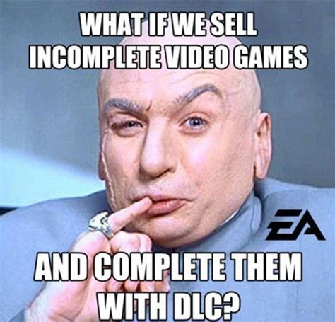 Gamer Memes - dr evil is ea games ceo by h311man on deviantart