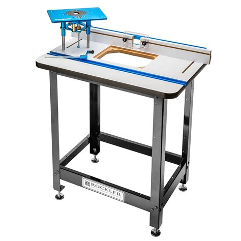 rockler high pressure laminate router table fence stand