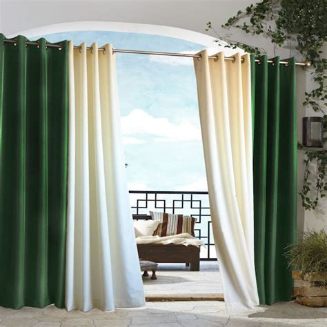 outdoor curtains drapes curtain design