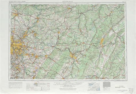 pittsburgh topographic maps pa usgs topo quad