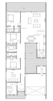 pictures house plans by lot size contemporary home plan co105 modern house plan to narrow