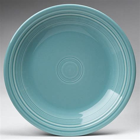 fiesta turquoise dinnerware  homer laughlin silver