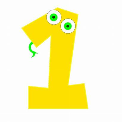Number Yellow Svg Clip 1024 Clipart Icon