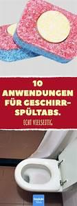 Geschirrspültabs In Waschmaschine : 10 anwendungen f r geschirrsp ltabs haushalt putzen ~ A.2002-acura-tl-radio.info Haus und Dekorationen
