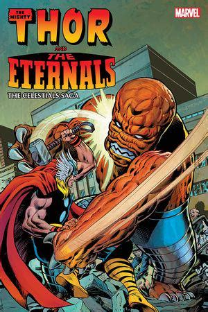 THOR AND THE ETERNALS: THE CELESTIALS SAGA TPB (Trade ...