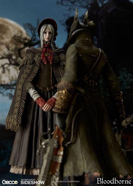 bloodborne doll gecco  scale statue