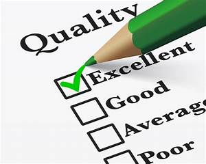 Quality Standards For Great Customer Experiences