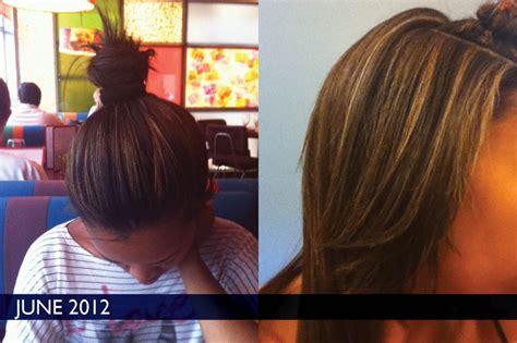 Coloring Relaxed Hair by Coloring Relaxed Hair My S Cautionary Tale