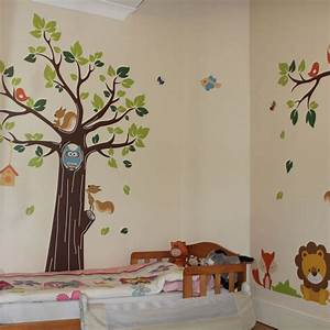baby nursery designing a cute safari theme baby room baby With kitchen colors with white cabinets with nursery jungle wall art