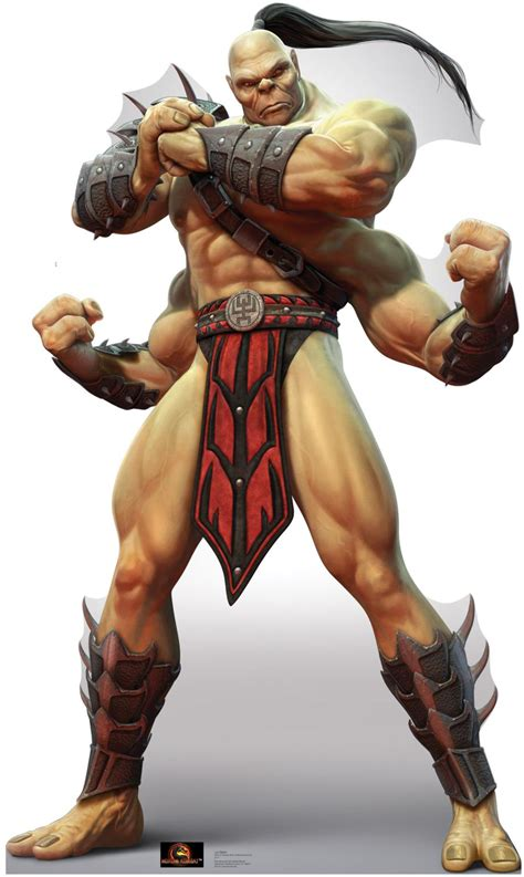 Goro Mortal Kombat 1090
