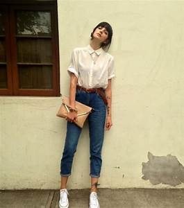 Outfits para verte u00fanica con la camisa blanca que todas usan