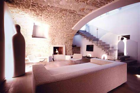 Castle Inspired Modern House In Italy