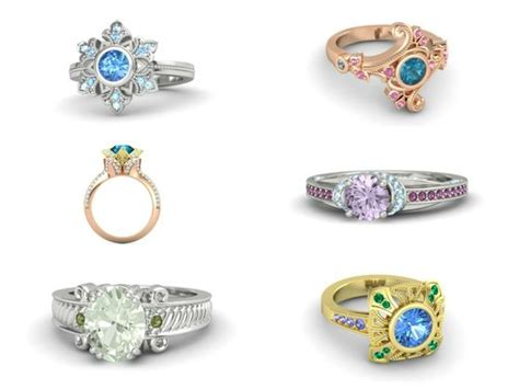 which disney ring best suits your personality