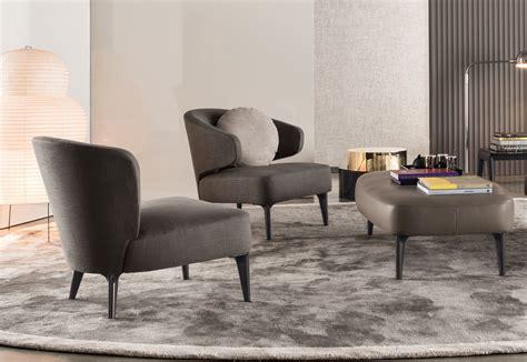 Aston Armchair By Minotti