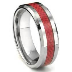 ceramic wedding bands aloysius tungsten carbide carbon fiber ring