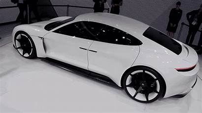 Mission Tesla Concept Porsche Gorgeous Looks Fighting