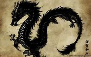 Chinese-Black-Dragon-Art-Fantasy-HD-wallpaper – the misty ...