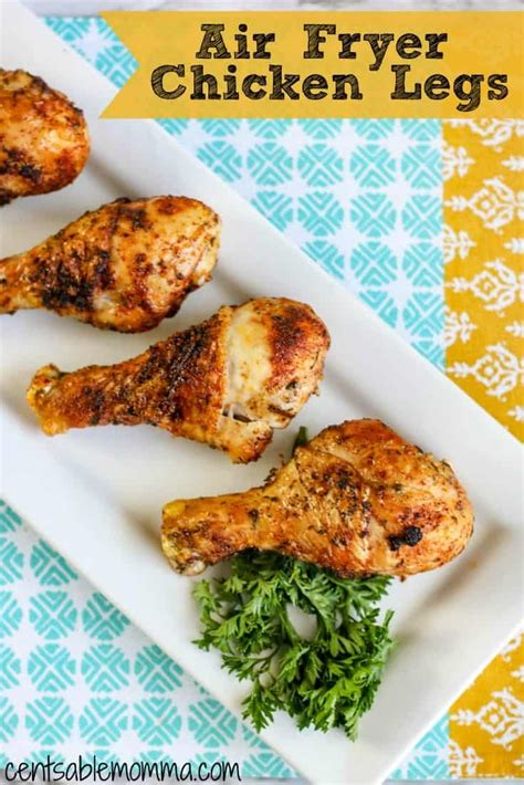 fryer air chicken legs recipe cooking crispy without frying food go