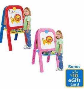crayola 3 in 1 double easel with magnetic letters only 19 With crayola 3 in 1 easel with magnetic letters