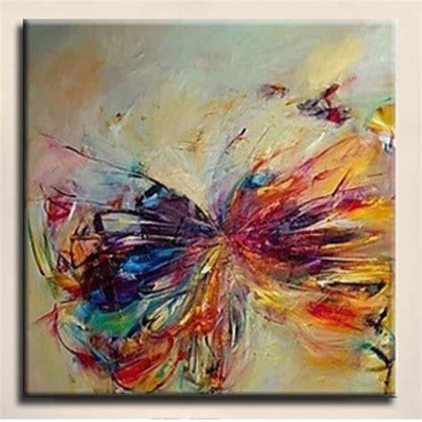 tableau peinture l huile toile insectes papillon contemporain paintings sans ch 226 ssis sans